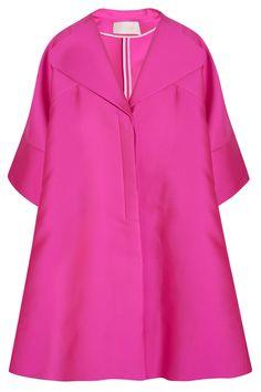 Antonio Berardi coat, $3,380, netaporter.com. Courtesy Net-A-Porter  - HarpersBAZAAR.com