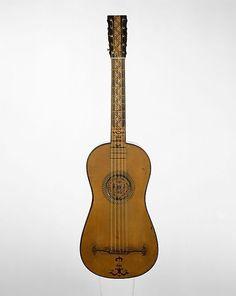 Notice that it just has five strings. Guitar Spain The Metropolitan Museum of Art Music Guitar, Cool Guitar, Violin, Baroque, Renaissance Music, Mountain Dulcimer, Making Musical Instruments, Guitar Painting, Pulsar