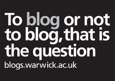 Teaching and Learning in Community: Is Student Blogging REALLY Worth Our Time?