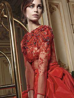 YolanCris   Evening Gowns 2013-14