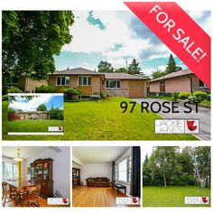 AMAZING LOCATION IN BARRIE'S EAST END, THIS HOME BOASTS ORIGINAL HARDWOOD THAT HAS BEEN REFINISHED ON THE MAIN FLOOR. LG, BRIGHT PRINCIPAL ROOMS OFFER LOADS OF LIVING SPACE. WALKOUT FROM THE KITCH TO PRIVATE TREED, FENCED YARD. BASEMENT HAS BEEN EXTENSIVE