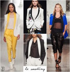tuxedo jacket spring 2014 fashion trend, every one looks good when they look like 007