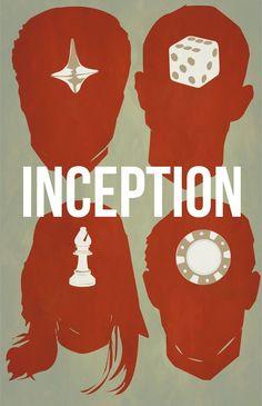 Minimalist Inception Poster #2.