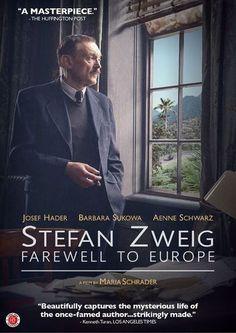 "Stefan Zweig, adiós a Europa ""Stefan Zweig: Farewell to Europe"" de Maria Schrader - Hd Movies, Film Movie, Movies To Watch, Movies Online, Movies And Tv Shows, Maria Schrader, O Drama, Stefan Zweig, Movie Info"