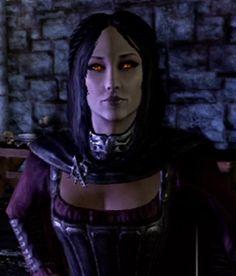 Serana from Skyrim - Dawnguard