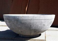 Martin Kellock Pots - Metro Light Authentic Grey Hermes Bowl