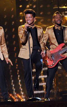 Love Bruno Mars!