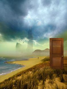 The Dark Tower, Darek Kocurek - Stephen King