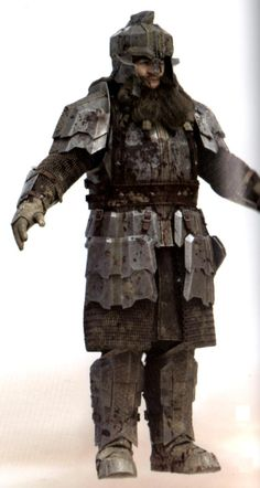 'LOTR/Iron Hills Soldier Heavy Armor