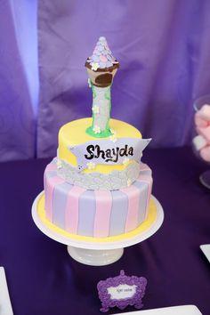 Tangle Birthday Party with Lots of Cute Ideas via Kara's Party Ideas Kara'sPartyIdeas.com #Rapunzel #Disney #Party #Ideas #Supplies (29)