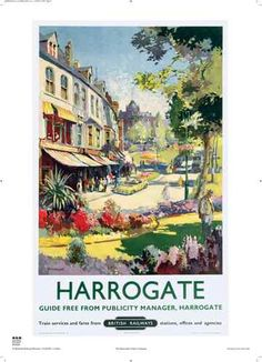 Harrogate- Montpellier