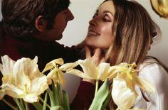Roman Polanski & Sharon Tate by John Kelly, London 1968.