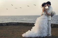 La pareja de Phos Photography | www.matrimonio.com.co