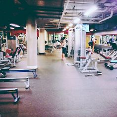 Empty #gyms are what we like to see first thing in the morning. #workoutwednesday you are going to be a good one!  #fuelyourfitness https://instagram.com/p/4Tg1O2u7aN/?utm_content=bufferd581d&utm_medium=social&utm_source=pinterest.com&utm_campaign=buffer