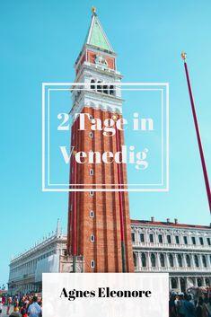 Wie verbringt man am Besten zwei Tage in Venedig. Hier erzähle ich euch, was ich alles erlebt habe. San Francisco Ferry, Building, Travel, Venice, Viajes, Buildings, Destinations, Traveling, Trips