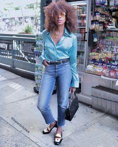 eeeb40eea66 10 fashion girls que vão fazer você querer usar jeans todos os dias