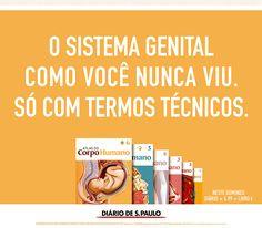 Atlas do Corpo Humano, Diário de S. Paulo, pt. 2.