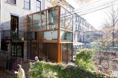 Fort Greene Pavilion / O'Neill McVoy Architects