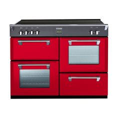 Richmond 1000Ei Hot Jalapeno (444441847) - Range Cookers - Cooking - Products - Stoves