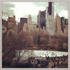 Central Park.                                                By @Sole Eguizabal