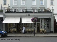 202 LONDON Westbourne Grove