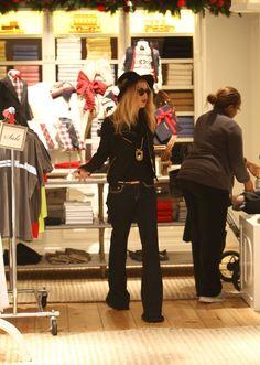 More Pics of Rachel Zoe Flare Jeans (2 of 13) - Rachel Zoe Lookbook - StyleBistro