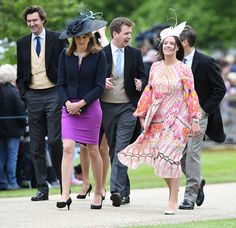 Unknown Guests Pippas Wedding, Wedding Hats, Kate And Meghan, Prince Harry And Meghan, Royal Wedding Pippa Middleton, Pippa And James, James Matthews, Middleton Family, High Society