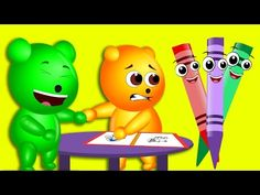 Five Little Babies Playing Soccer Dinosaurs Cartoon   Five Little Babies Finger Family Rhymes - YouTube