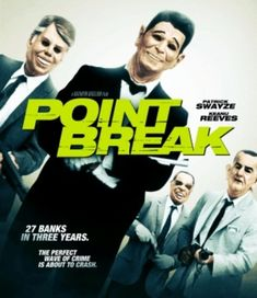 Point Break remake movie trailer, cast, plot, and release date starring Gerard Butler. An FBI agent goes undercover to infiltrate an extreme sports group suspected of robbing banks. Point Break Remake, Point Break Movie, Point Break 1991, Movies Point, Movie Covers, Tv Series Online, Movie Collection, Streaming Movies, Hd Streaming