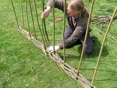 wattle fencing video link
