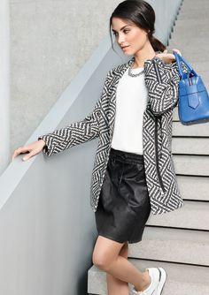 #Sporty & Chic: #Look von #Set #Drykorn und #Coccinelle #Frühjahrsommer2015 #Fashion #Reischmann #womenswear