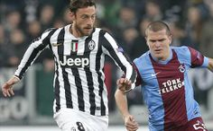 Juventus Vs Trabzonspor Highlights 20/2/14 - Watch Online - FootyShows
