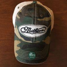 Mathews Old favorite Camo mesh back #Mathews #meshback