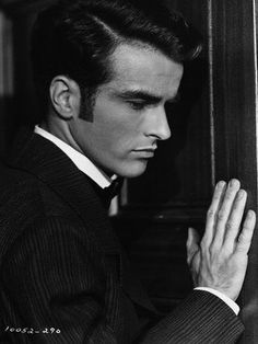 montgomery clift.. Holy canoli why haven't I discovered him sooner