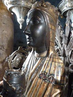 Barcelona, Virgen de Montserrat