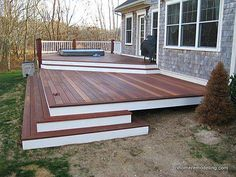 If you have travelled around, they you must have seen numerous deck designs. It may even hinder you from deciding which deck is the most ideal for you.