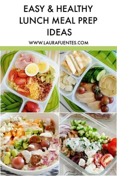 Easy meal prep ideas for the week and everything you need to know about healthy . - Easy meal prep ideas for the week and everything you need to know about healthy meal prep to make i - Lunch Meal Prep, Easy Meal Prep, Healthy Meal Prep, Easy Healthy Recipes, Easy Meals, Healthy Food, Meal Prep Plans, Healthy School Lunches, Keto
