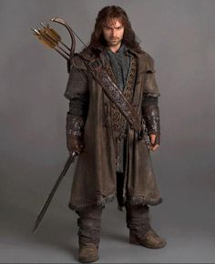 Kili from #TheHobbit