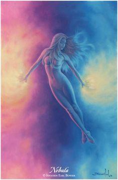 Nebula.. Art of Jonathon Earl Bowser