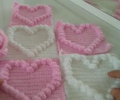 Crochet bobble stitch ~ Crochet Free Patterns