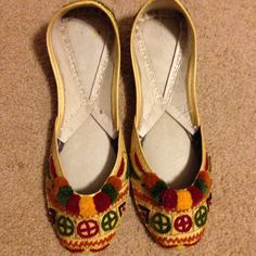 Embroidered Khussa Shoes for Women Stylish Khussa Shoes. Shoes