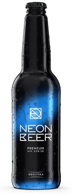 Neon Beer, Carlsberg Russia