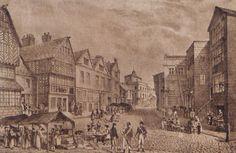 The Old Market,Halifax