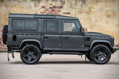 Land Rover Defender The End by Kahn Design 1