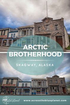 The Arctic Brotherhood - Across the Blue Planet The Blue Planet, Outdoor Photography, Arctic, Alaska, Planets, Travel Destinations, Mansions, World, House Styles