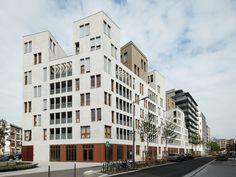 Lyon Girondins - SOA Architectes