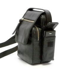 Man leather bag. Downloadable version free.
