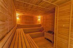 Hoje vim falar de uma atividade que amo e sempre que posso eu faço: A Sauna. Venham ver!