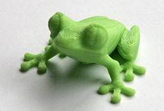 3D printed frog #3dPrinteresting  #3dPrinting