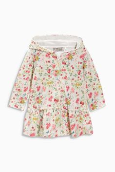 Buy Zip Through Towelling Dress (3mths-6yrs) from the Next UK online shop